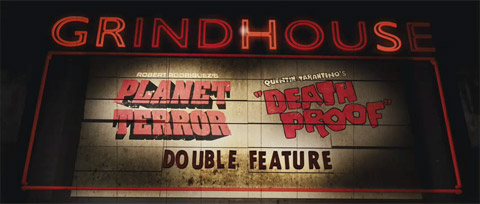Grindhouse: Planet Terror y Death Proof